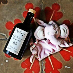 Huile Hydratante à la Fleur de Calendula pour Bébé