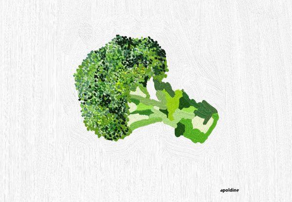 Huile de brocoli BIO