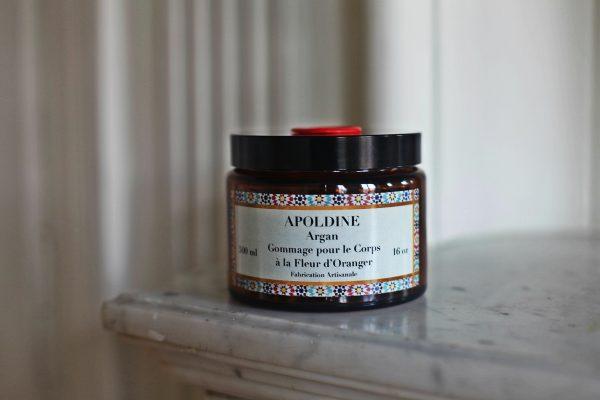 Pâte Exfoliante Et Purifiante À L'huile D'Argan Et La Fleur D'Oranger