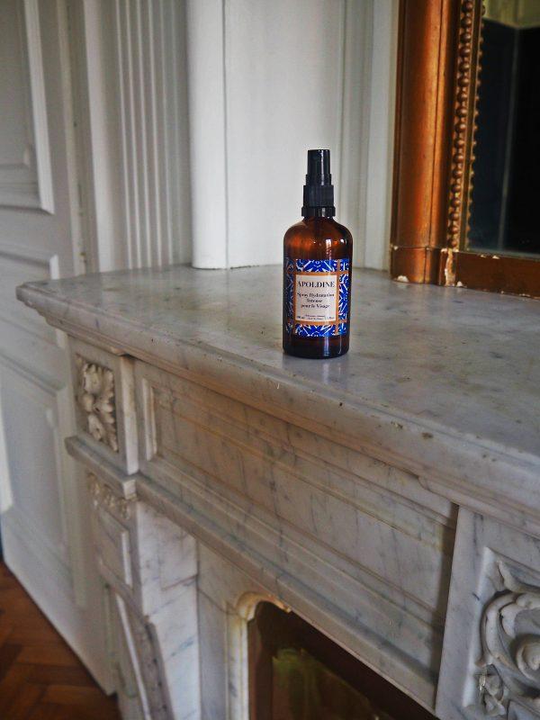 Spray Hydratation Intense à la Fleur d'Oranger pour le Visage