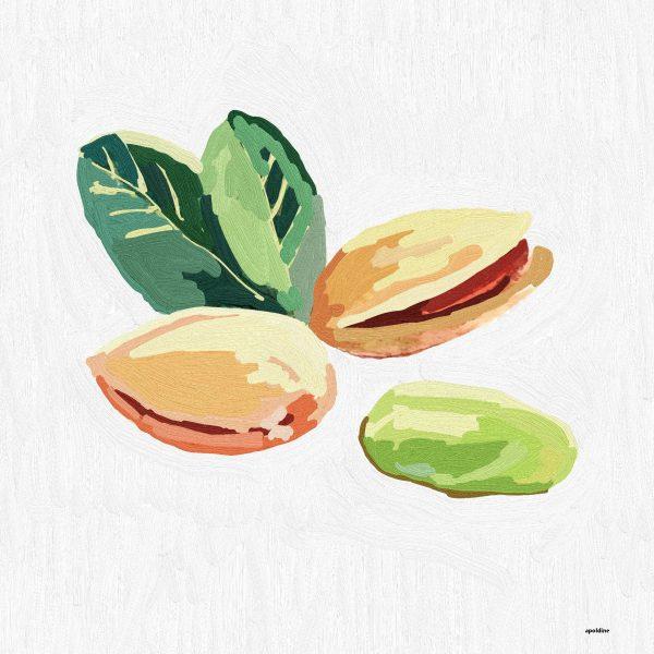 huile de pistache bio