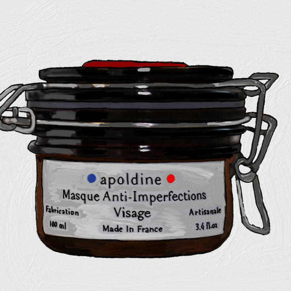 Masque à l'argile Anti-Imperfections