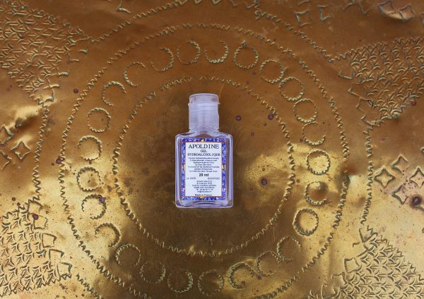 Mini gel hydroalcoolique