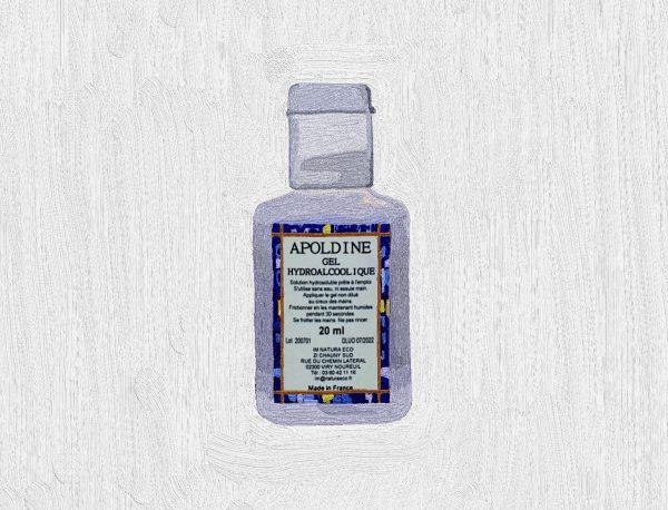 Mini Gel Apoldine 2